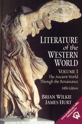 Literature Of The Western World Volume 1