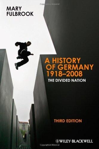 History Of Germany 1918-2008