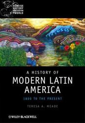 History Of Modern Latin America