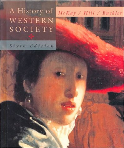 History Of Western Society Chapters 1-31