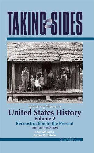 United States History Volume 2