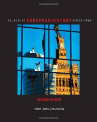 Sources Of European History