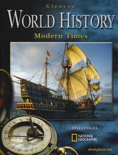 Glencoe World History; Modern Times
