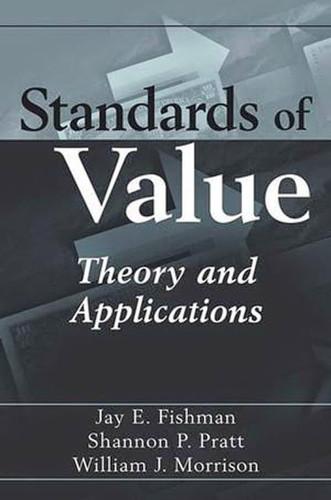 Standards Of Value