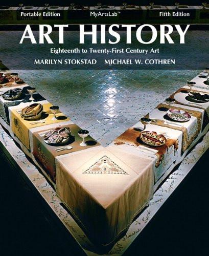 Art History 18Th -21St Century Art Book 6