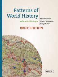 Patterns of World History Brief Edition Volume 2
