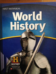 McDougal Littell Middle School World History