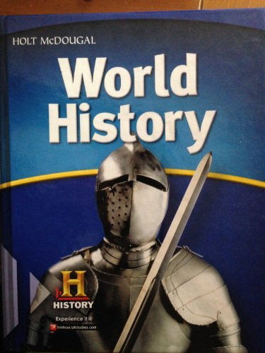 McDougal Littell Middle School World History By Holt Mcdougal