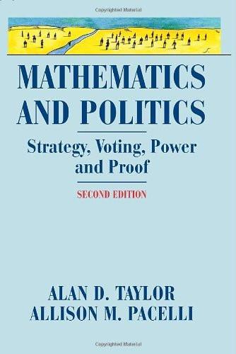 Mathematics And Politics