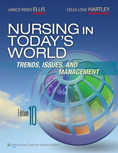 Nursing In Today's World