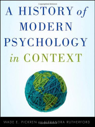 History Of Modern Psychology In Context