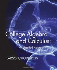 College Algebra And Calculus