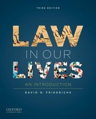 Law In Our Lives