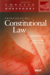 Principles Of Constitutional Law