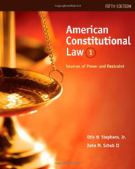 American Constitutional Law Volume 1