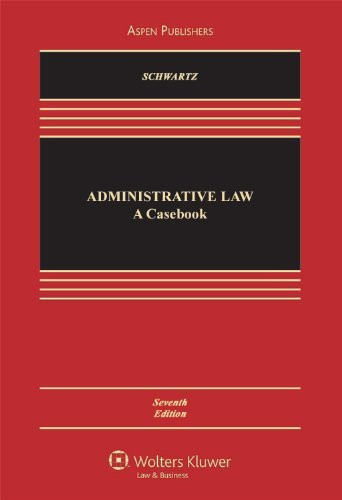 Administrative Law Casebook