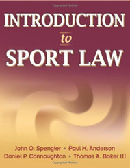 Introduction To Sport Law