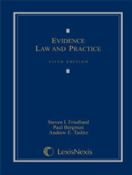 Evidence Law And Practice Cases And Materials