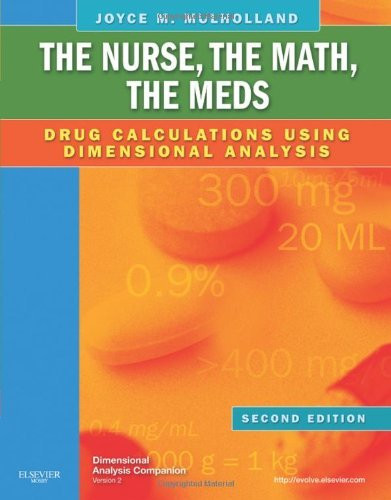 Nurse The Math The Meds