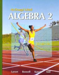 Holt Mcdougal Larson Algebra 2