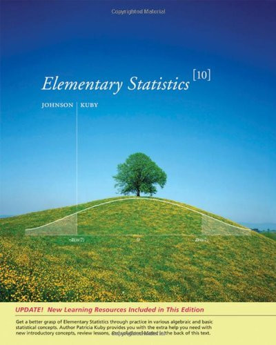 Elementary Statistics Review