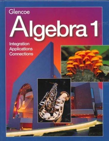 Glencoe Algebra 1