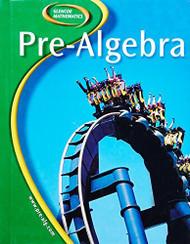 Pre-Algebra  by Mcgraw Hill