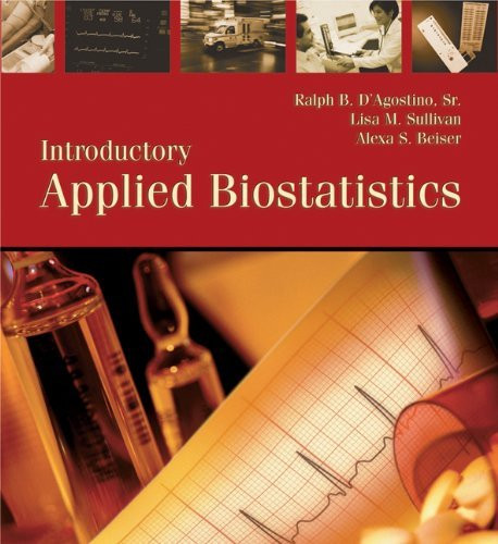 Introductory Applied Biostatistics