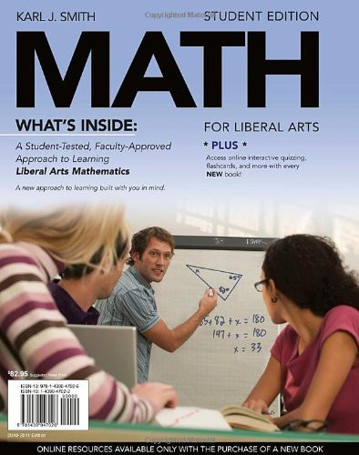 Math For Liberal Arts