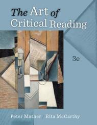 Art Of Critical Reading
