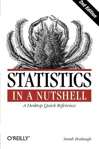 Statistics In A Nutshell