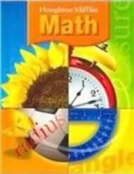 Math Grade 5 by HOUGHTON MIFFLIN