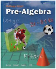 McDougal Littell Pre-Algebra