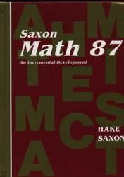 Saxon Math 87