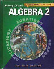 McDougal Littell High School Math Florida