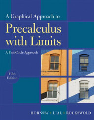 Graphical Approach To Precalculus With Limits