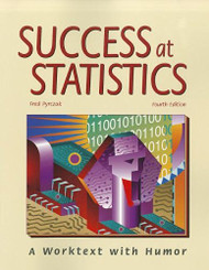 Success At Statistics by Pyrczak