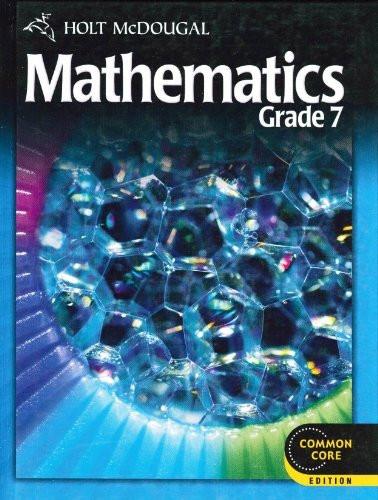 Mathematics Grade 7