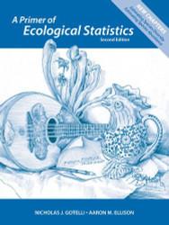 Primer Of Ecological Statistics