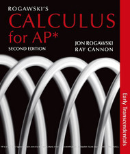 Calculus Early Transcendentals by Jon Rogawski