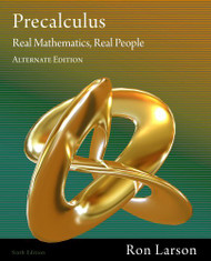 Precalculus Real Mathematics Real People
