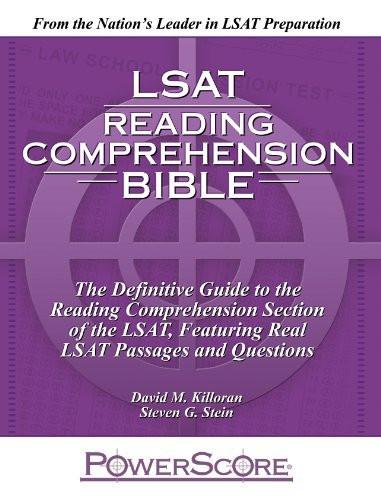 Powerscore Lsat Reading Comprehension Bible