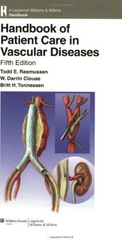 Handbook Of Patient Care In Vascular Diseases