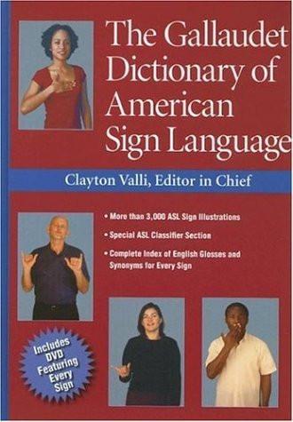 Gallaudet Dictionary of American Sign Language