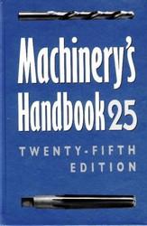 Machinery's Handbook 25