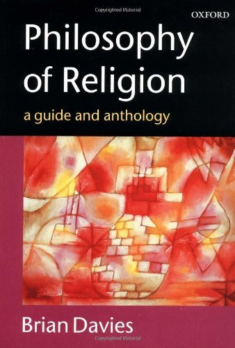 Philosophy Of Religion
