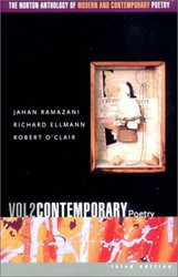 Norton Anthology Of Modern And Contemporary Poetry Volume 2
