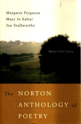 Norton Anthology Of Poetry Shorter