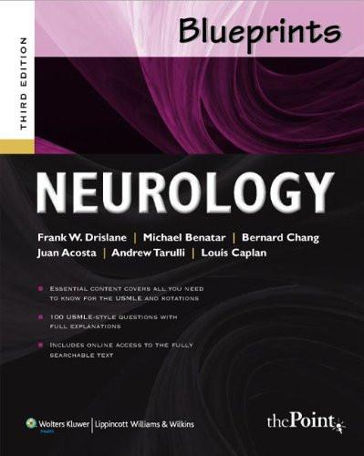 Blueprints In Neurology
