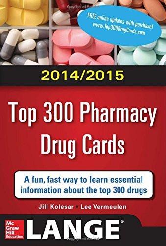 Top 300 Pharmacy Drug Cards